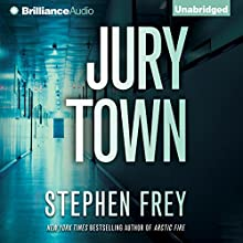 Jury Town (       UNABRIDGED) by Stephen Frey Narrated by Emily Sutton-Smith