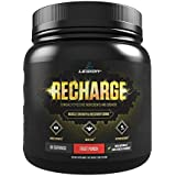 LEGION Recharge - Best Post Workout Supplement for Men and Women, Best Natural Creatine Monohydrate Powder for Muscle Recovery, Effective Post Workout Recovery Drink - Fruit Punch, 1.13bs