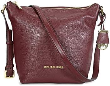 Michael Kors Bedford Leather Messenger Bag