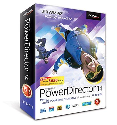 Cyberlink PowerDirector 14 Ultimate (Cyberlink Powerdirector Software compare prices)