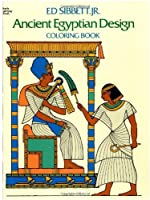 Ancient Egyptian Designs Coloring Book (Dover Design Coloring Books)