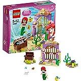 Lego Disney Princesse - 41050 - Jeu De Construction - Ariel Et Son Trésor Secret