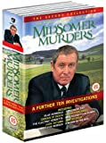 Midsomer Murders : The Second Collection - A Further 10 Investigations (10 Disc Box Set) [DVD]