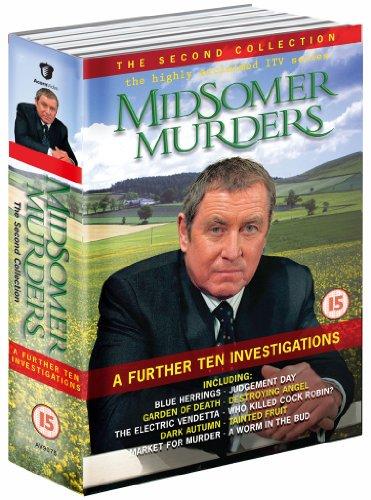 Midsomer murders vol 2 dvd preisbarometer Midsomer murders garden of death