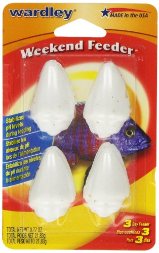 Hartz Wardley Weekend Feeder, 0.77-Ounce