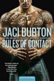 img - for Rules of Contact (A Play-by-Play Novel) book / textbook / text book
