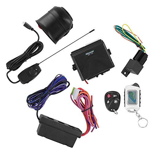 EZ-Starter EZ75 2-Way LCD Remote Start and Security System (Remote Starter 2 Way compare prices)