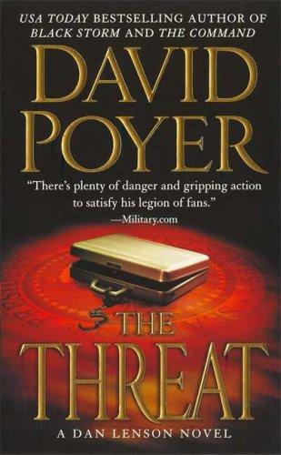Image for The Threat: A Novel (Dan Lenson Novels)