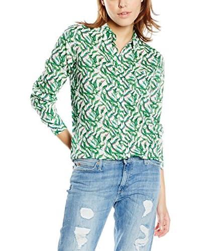 Lee Camicia Donna One Pocket Streak [Verde]