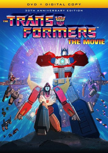 DVD : The Transformers: The Movie (30th Anniversary Edition) (Anniversary Edition, Widescreen)