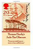 "Image of Thomas Hardy's Jude The Obscure: ""Every successful man is more or less a selfish man."""