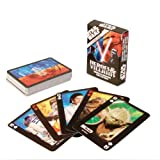 Star Wars Heroes and Villains Playing Cards