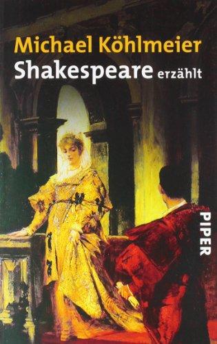 Buchseite und Rezensionen zu 'Shakespeare neu erzählt' von Michael Köhlmeier