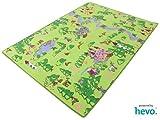 Zauberwald HEVO ® Mädchen Teppich   Spielteppich   Kinderteppich 200×280 cm Oeko-Tex 100