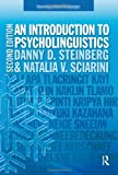 img - for An Introduction to Psycholinguistics by Danny Steinberg (2006-01-11) book / textbook / text book