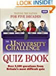 The University Challenge Quiz Book