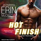 Hot Finish: Fast Track, Book 3 | Erin McCarthy