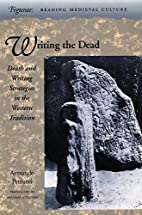 Writing the Dead: Death and Writing…