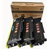 3 Pack V4INK ® New Compatible Brother TN350 Toner Cartridge-Black
