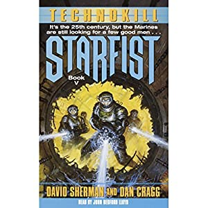 Starfist: Technokill Audiobook
