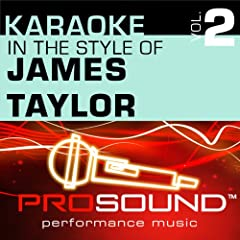 You've Got A Friend (Karaoke Instrumental Track)[In the style of James Taylor]