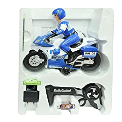 Nyrwana Bike Remote Control 360 degree stunts Chargeable (color may vary)