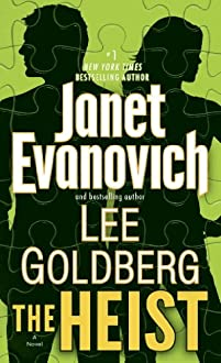 The Heist by Janet Evanovich ebook deal