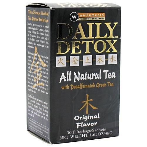 Daily Detox Tea, Original , 30 Bag ( Multi-Pack)