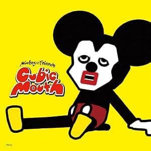 144ピース ミッキーマウス/キュービックマウス D-144-621