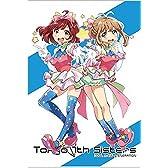 『 t7s オリジナル描き下ろしタペストリー』 Tokyo 7th シスターズ C87 コミックマーケット