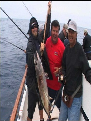 Sport Fishing with Dan Hernandez Episode #406: International Star