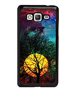 Aart Designer Luxurious Back Covers for Samsung Galaxy Grand Prime + 3D F2 Screen Magnifier + 3D Video Screen Amplifier Eyes Protection Enlarged Expander by Aart Store.