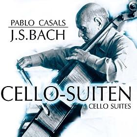Bach: Cello Suites Nos. 1-6 (1936-1939)
