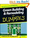 Green Building & Remodeling For Dummies (For Dummies (Lifestyles Paperback))