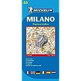 Plan Michelin Milan