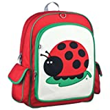 Beatrix New York Big Kid Juju the Ladybug Backpack (Ages 5-10)
