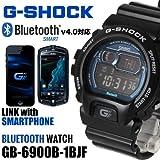 G-SHOCK ジーショック 腕時計  GB-6900B-1BJF  ブラック  アナログ時計 デジタル時計  CASIO カシオ  メンズ  【メール便不可】【火曜日発送不可】