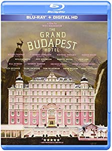Grand Budapest Hotel [Blu-ray] [US Import]