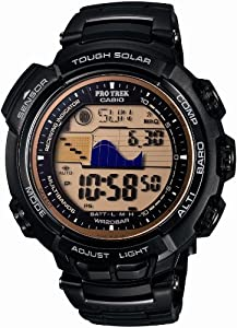 Casio Men's Protrek Tough Solar Watch PRX-2500YT-1JF