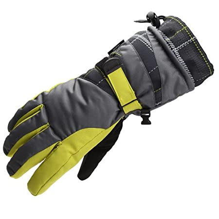 Product Description Specification:Material: NylonColor: Greyish-greenProcessing Method: PrintingPattern: Color MatchingProperties: Warm, Windproof, WaterproofApplicable gender: Neutral Packet include:Gloves x 1