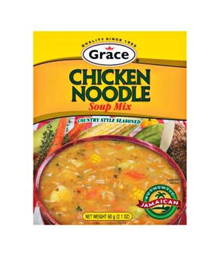 Grace cock flavored soup mix
