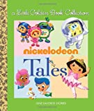 img - for Nickelodeon Little Golden Book Collection (Nickelodeon) (Little Golden Book Treasury) book / textbook / text book