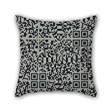 NICEPLW Geometry Pillowcase ,best For Kitchen,kids Room,dance Room,seat,monther,boys 20 X 20 Inches / 50 By 50 Cm(twin Sides)