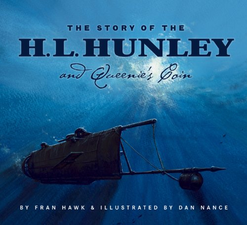 The Story of the H.L. Hunley and Queenie's Coin (True Story)