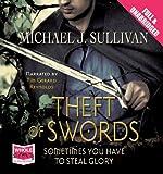 Michael J. Sullivan Theft of Swords
