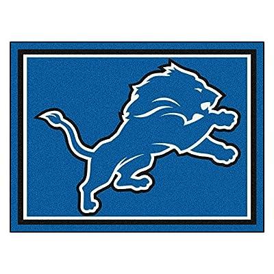FANMATS 17481 NFL Detroit Lions Rug