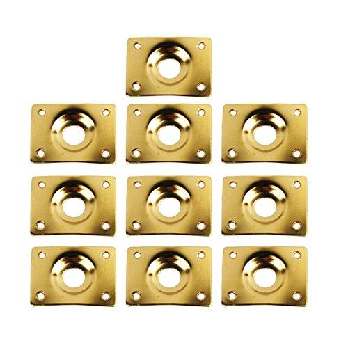 iknr-placa-de-metal-vacio-piazza-toma-jack-para-bajo-de-guitarra-electrica-golden-10-pcs