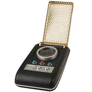 Star Trek Light And Sound Mini Communicator - Palm Sized Authentic Replica