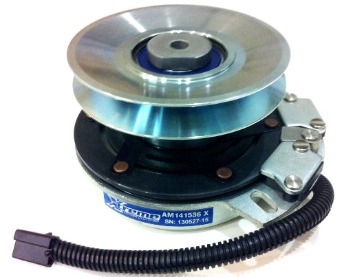 Replaces John Deere Oem Upgrade Gt225, Gt235, Gt235E Electric Pto Blade Clutch - High Torque Upgraded Bearings