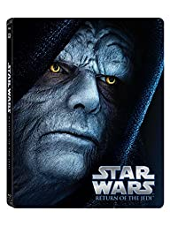Star Wars: Return of the Jedi (Limited Edition Steel Book) [Blu-ray]
